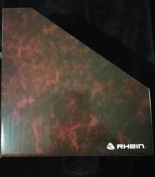 Caja Archivo Rhein Carton N°01 Revista Carta Rhein