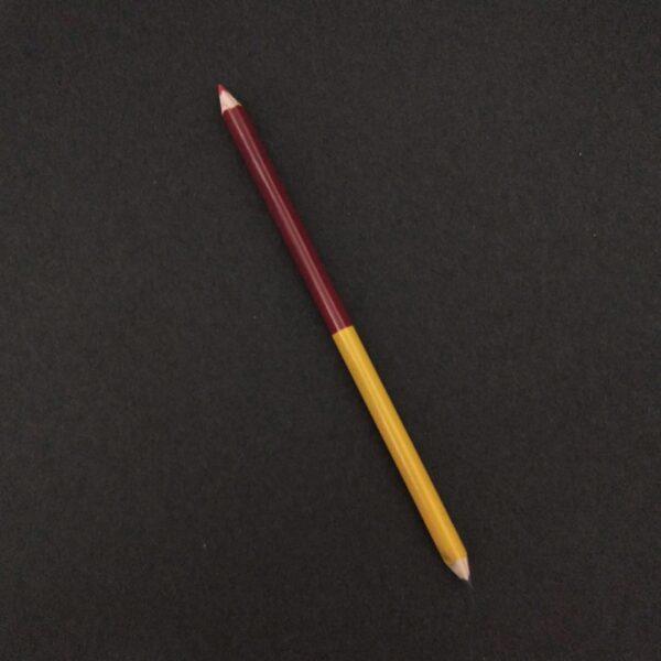 Lapiz Bicolor Grafito - Rojo Verithin Duo Paper Mate