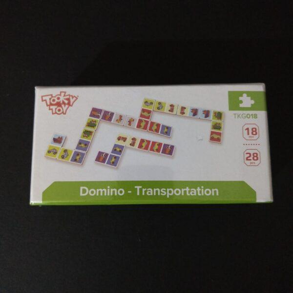 Domino Transportes Tooky