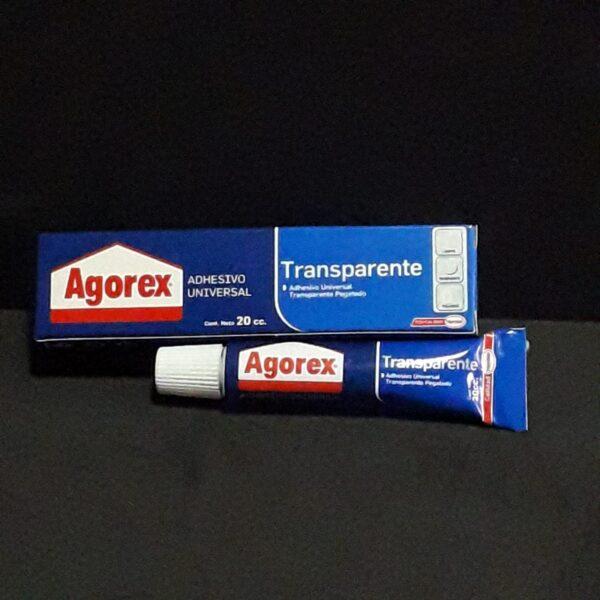 Agorex Transparente en estuche 20 cc