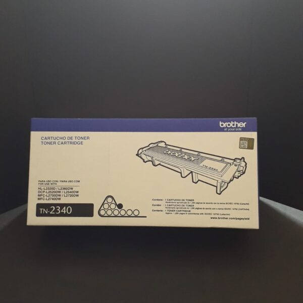 Toner Brother tn-2340 1200 paginas