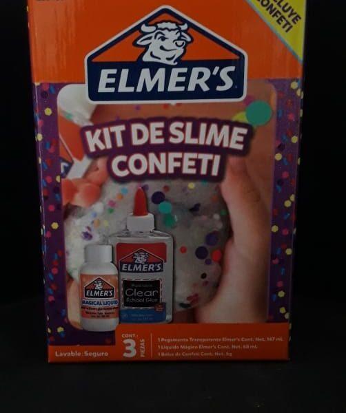 Kit de slime confeti Elmers