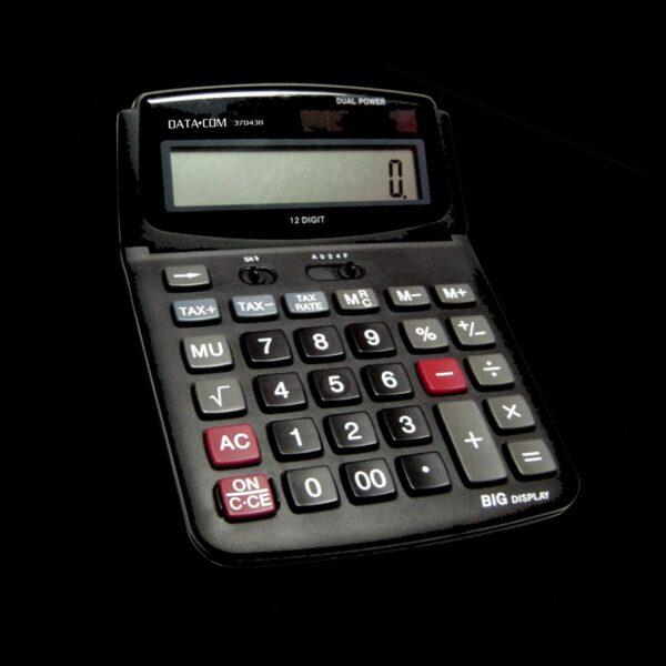 Calculadora Escritorio 12 Tecla Correctora DATACOM