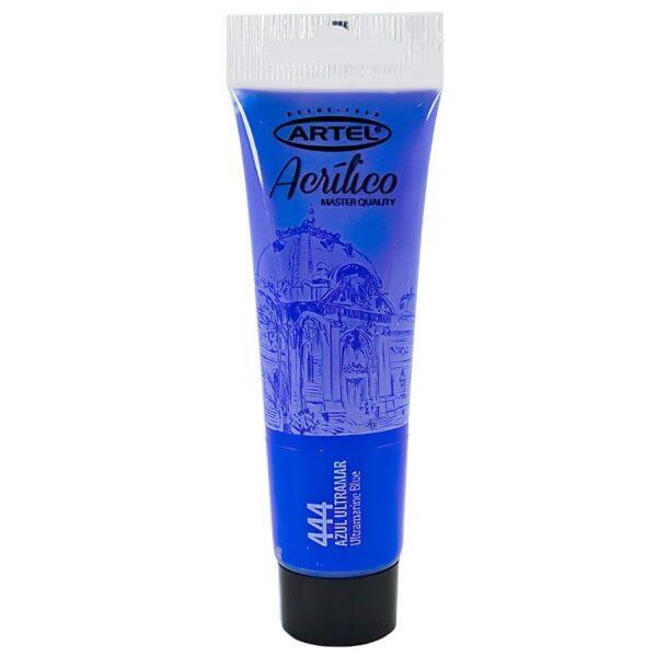 Acrílico Azul Ultra Mar Artel