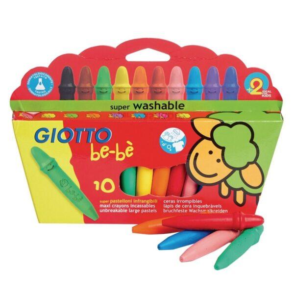 Crayones de Colores para Bebe Giotto
