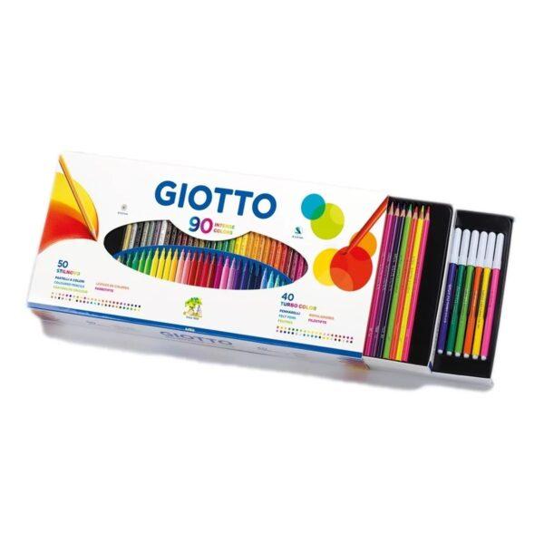 Lapices Pinta Cara Glamour Giotto