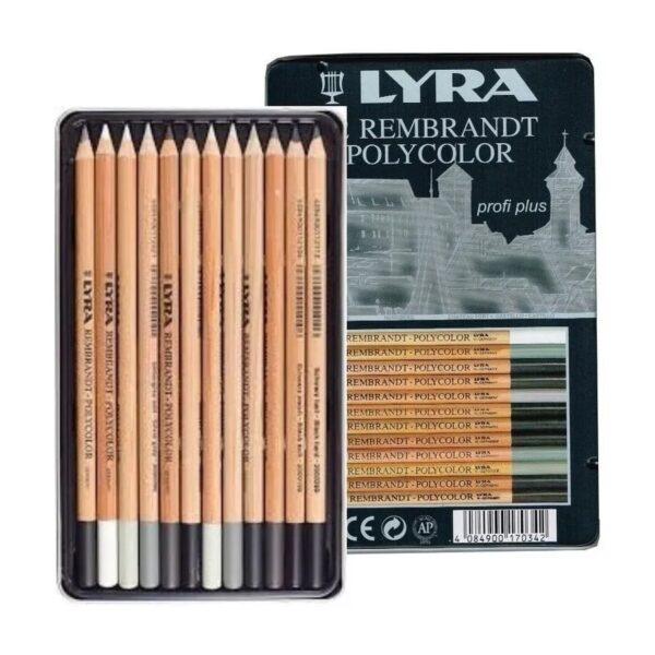 Kit de Lapices Rembrandt PolyColor Lyra