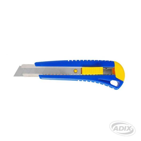 Cuchillo Cartonero 9mm. con S/Automatico ADIX