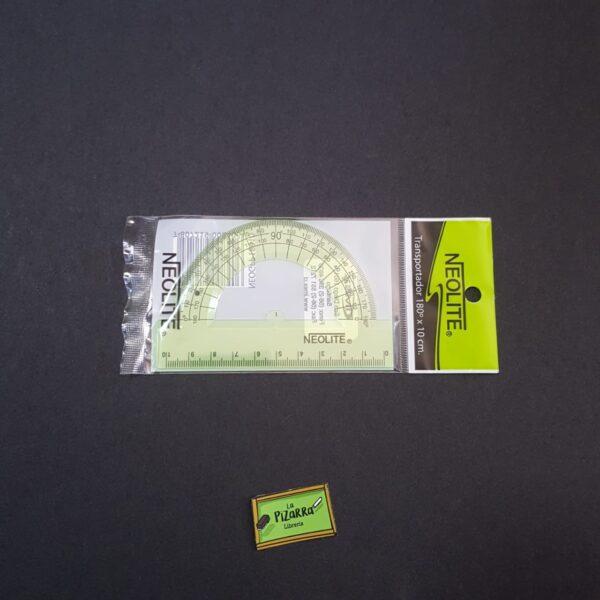 Transportador Verde 180 grados Neolite