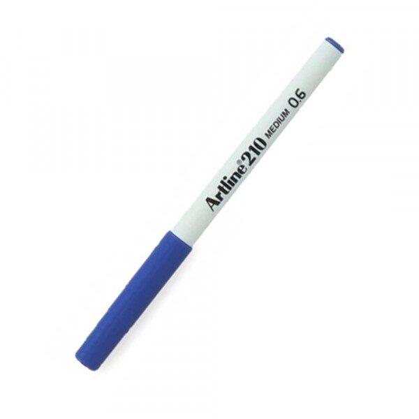 Lápiz Fibra Azul 0.6 mm. 210 Artline