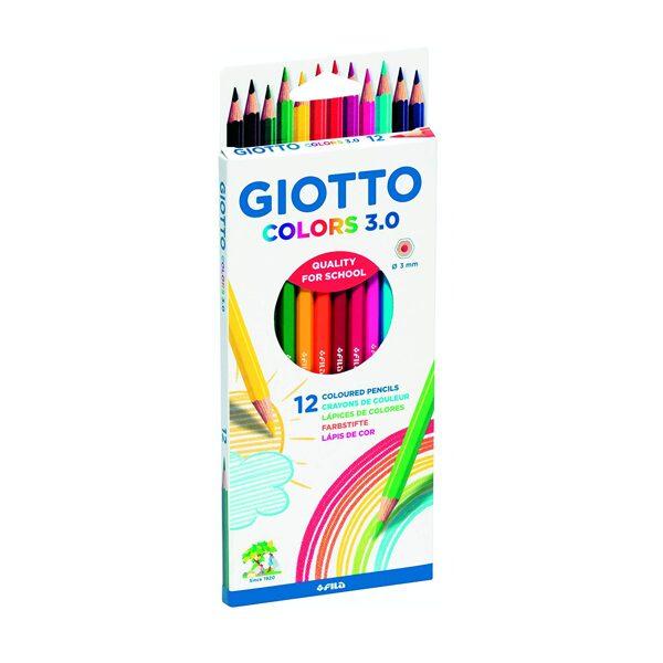 Lapices de Colores 3.0 Giotto